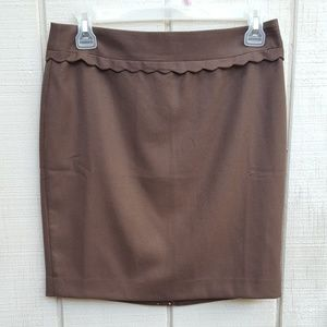 NWOT Ann Taylor LOFT Petites Pencil Skirt SZ 2P